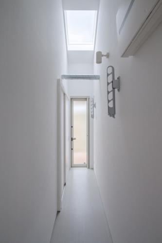 デザイナーズ 住宅 リビング 物干 シンプル モダン 建築家