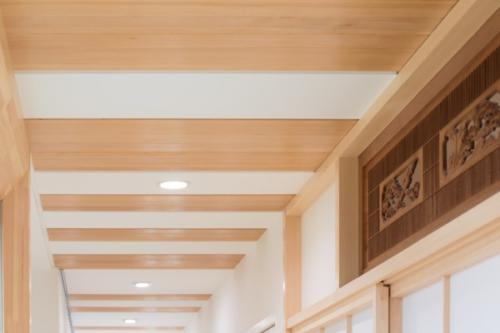デザイナーズ 住宅 天井 和 シンプル モダン