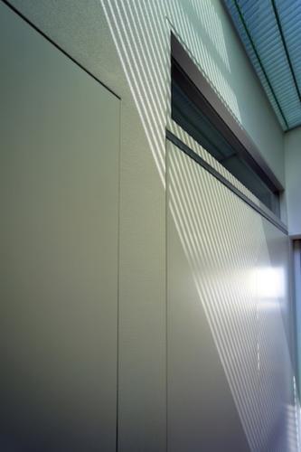 デザイナーズ 住宅 ファイバーグレーチング シンプル モダン