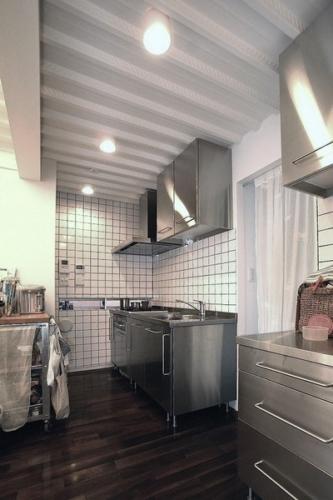 デザイナーズ 住宅 イケア キッチン シンプル モダン
