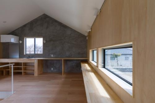 デザイナーズ 住宅 リビング ダイニング シンプル モダン 建築家