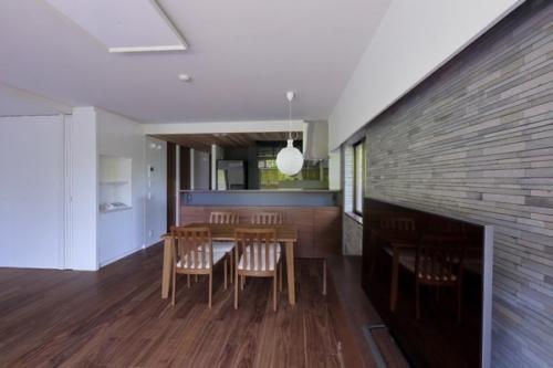デザイナーズ 住宅 リビング ダイニング シンプル モダンリノベーション 建築家