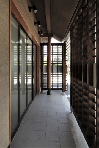 デザイナーズ 寺 葬祭場 シンプル 和モダン  建築家