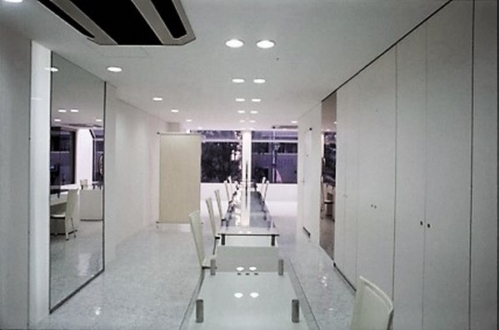 デザイナーズ 美容室 サロン シンプル モダン 建築家