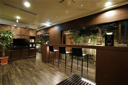 デザイナーズ 美容室 サロン 理容室 エステ シンプル モダン  建築家