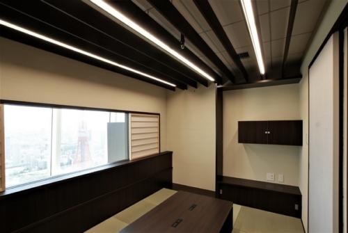 デザイナーズ オフィス  シンプル 和モダン  建築家