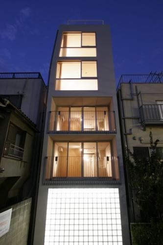 デザイナーズ ビル  シンプル モダン  建築家