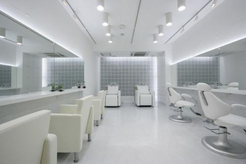 デザイナーズ 美容室 サロン シンプル モダン 和 建築家