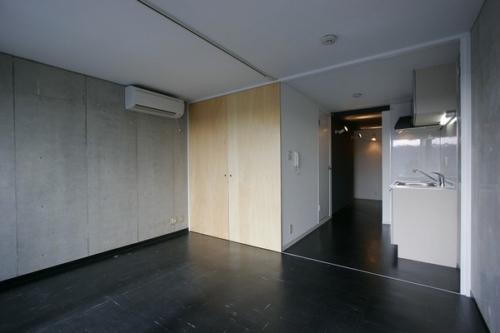 デザイナーズ ビル 賃貸 シンプル モダン 和 建築家