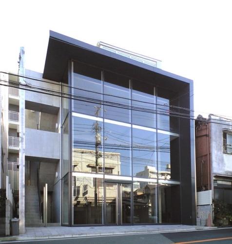 デザイナーズ ビル 賃貸 シンプル モダン 建築家